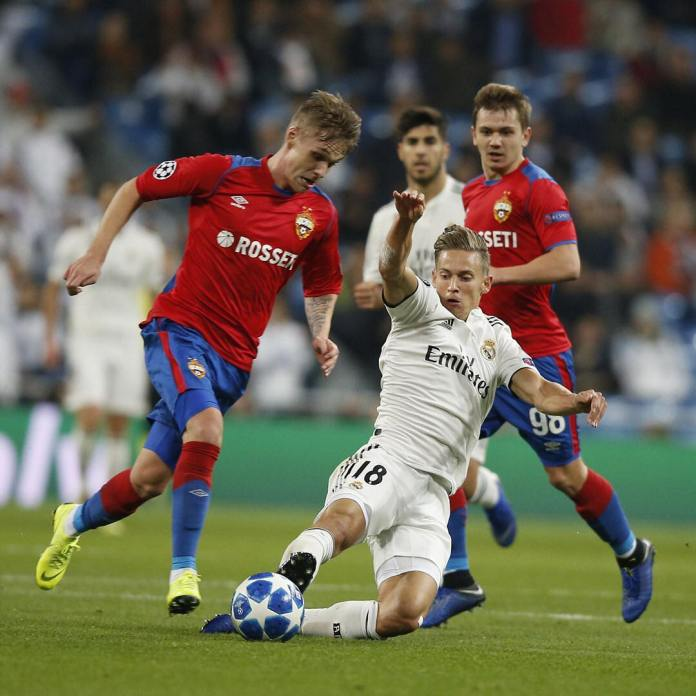 Real Madrid suffer another shock defeat