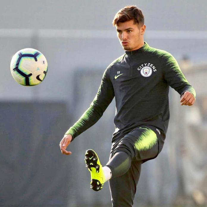Brahim Diaz close to joining Real Madrid from Manchester City for £15.5m