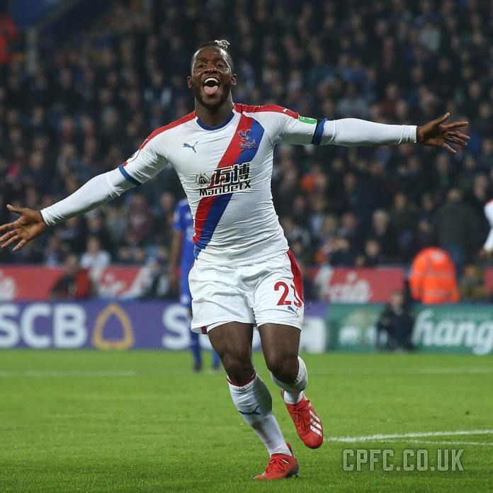 Crystal Palace thump Leicester City 4 – 1