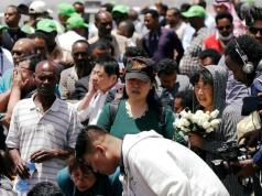 Ethiopia Airlines crash victims
