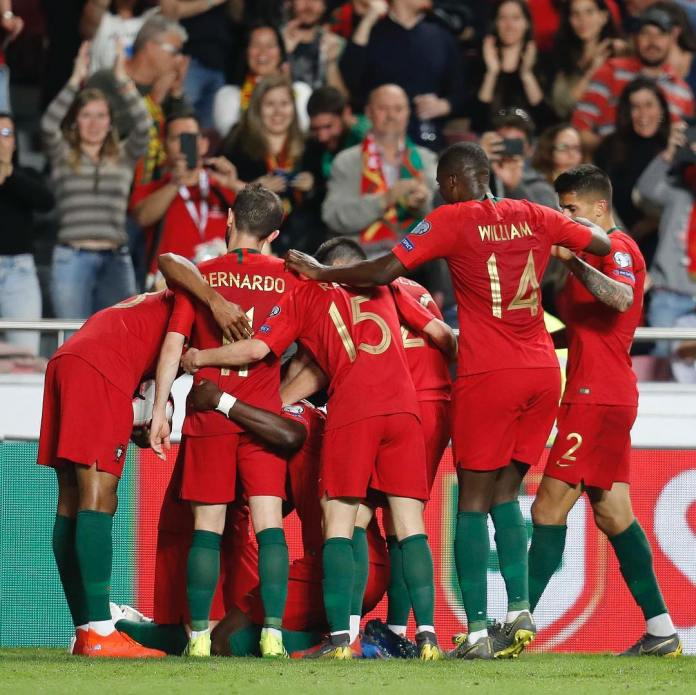 Portugal held to another draw as Ronaldo feared injured