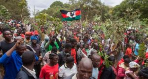 Malawi rocked by angry protests