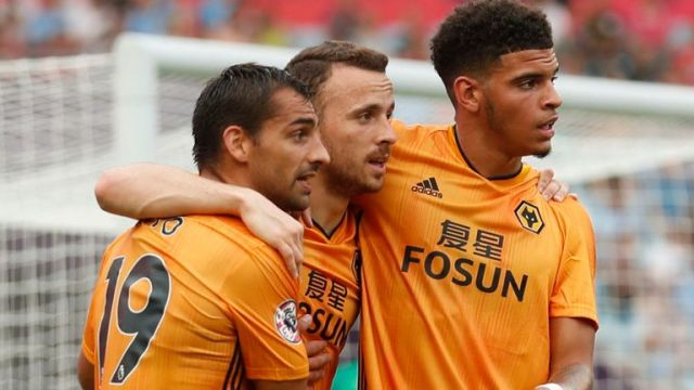 Newcastle 0-4 Wolves