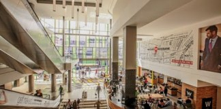 The Mall of Rosebank and Canal Walk