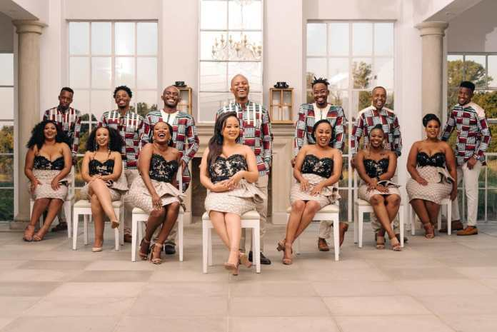 Dineo and Solo's traditional wedding