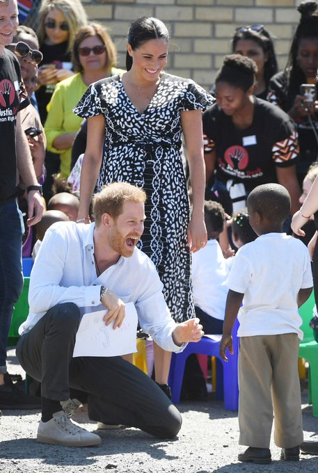Prince Harry and Megan