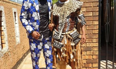 Somizi Traditional Wedding
