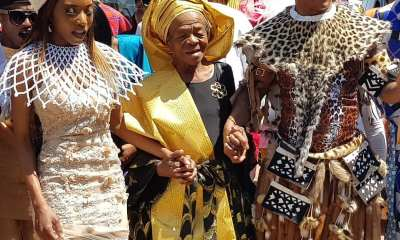 Somizi Wedding