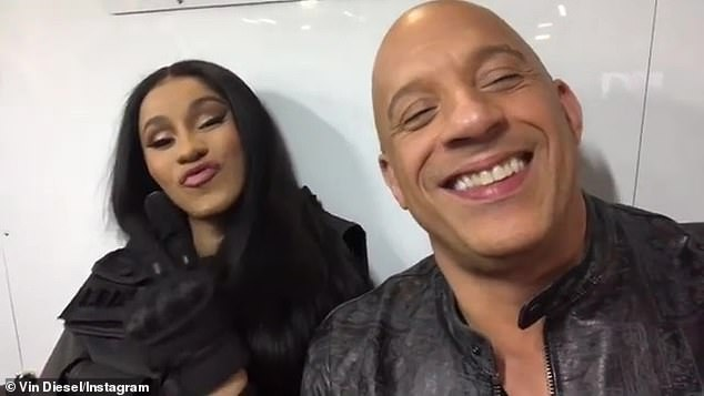 Cardi B joins the cast of Fast and Furious 9