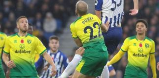 Brighton 2-0 Norwich City
