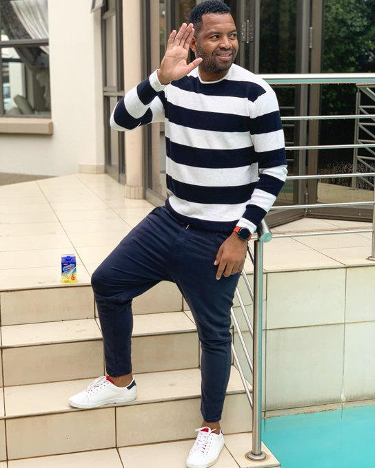Itumeleng Khune responds to VUT goalkeeper who claims to be better than him