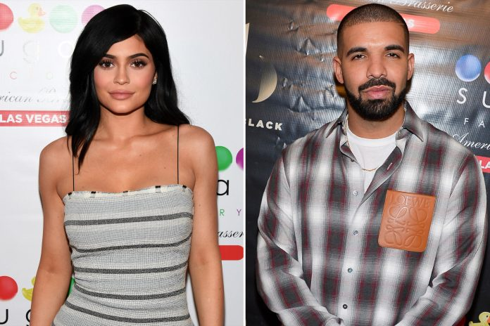 Kylie Jenner and Drake are just friends