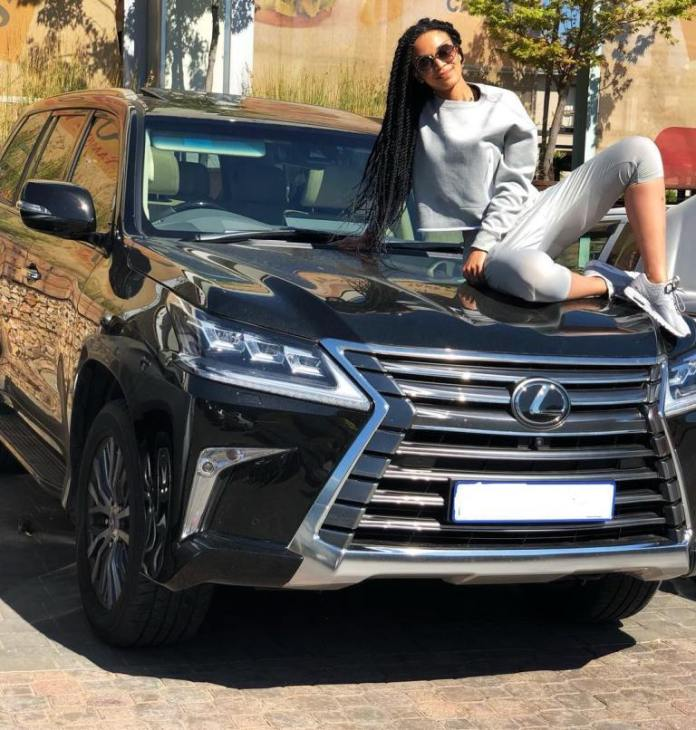 SA celebs show off their expensive cars – Pictures