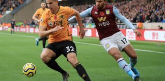 Wolves 2-1 Aston Villa