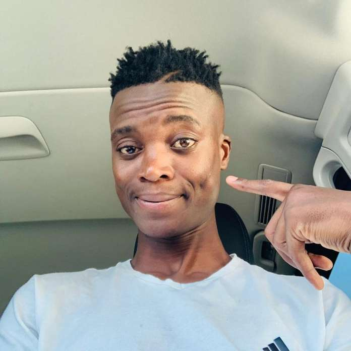 King Monada who said he can't afford child maintenance under fire for posting a luxurious Car