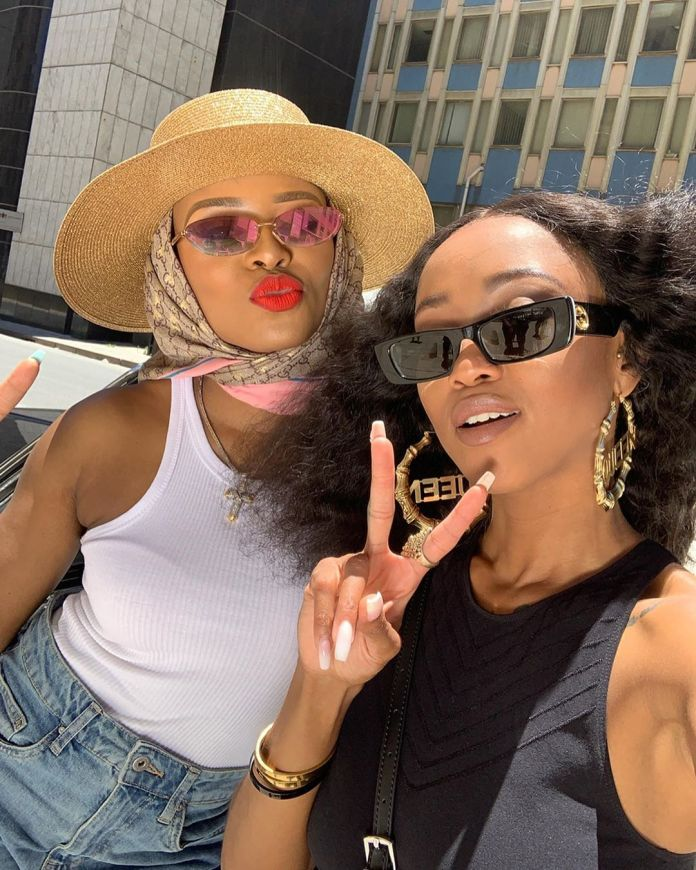 Mzansi celebrity friendships we didn't see coming – Pictures