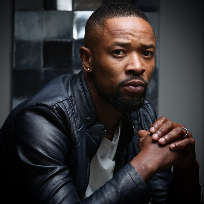 Video: Actor SK Khoza rushed to the hospital