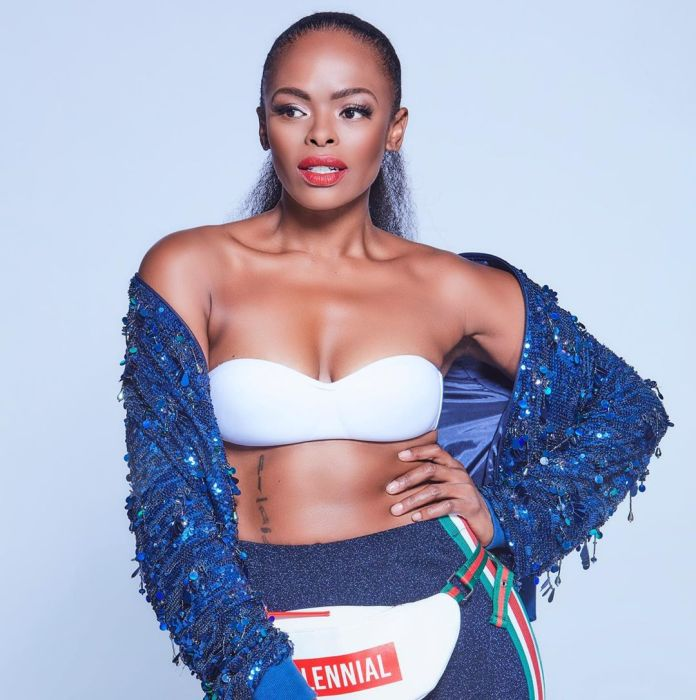 #IdolsSA judge Unathi Nkayi opens up about struggling with depression & how she overcame it