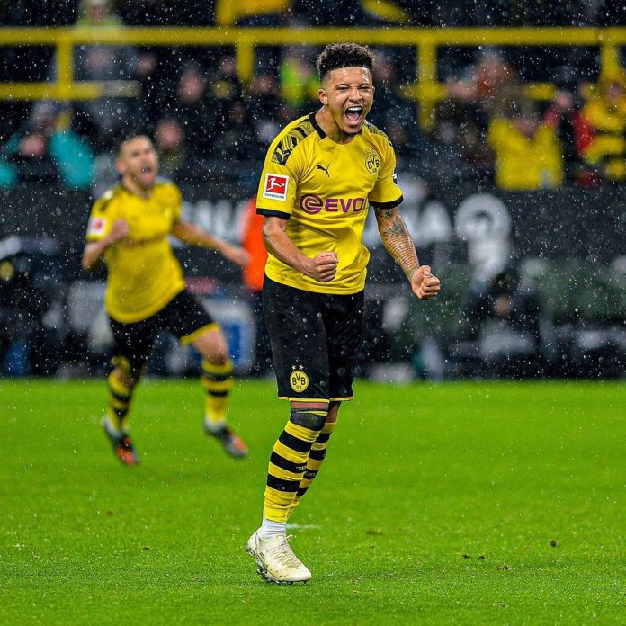Manchester United fans start a go fund me to raise money to buy Jadon Sancho