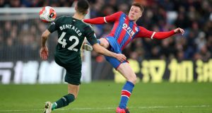 Crystal Palace 1- 0 Newcastle United