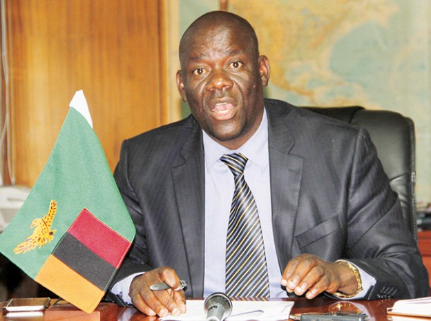Davies Mwila: By-election win a sign of renewed trust in PF