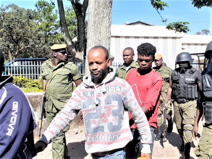 PF Cadre Evans Mulenga appears in court for terrorism