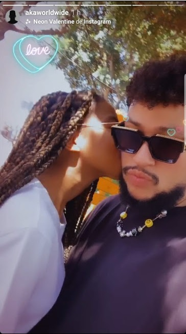Inside AKA's romantic weekend with his new Girlfriend