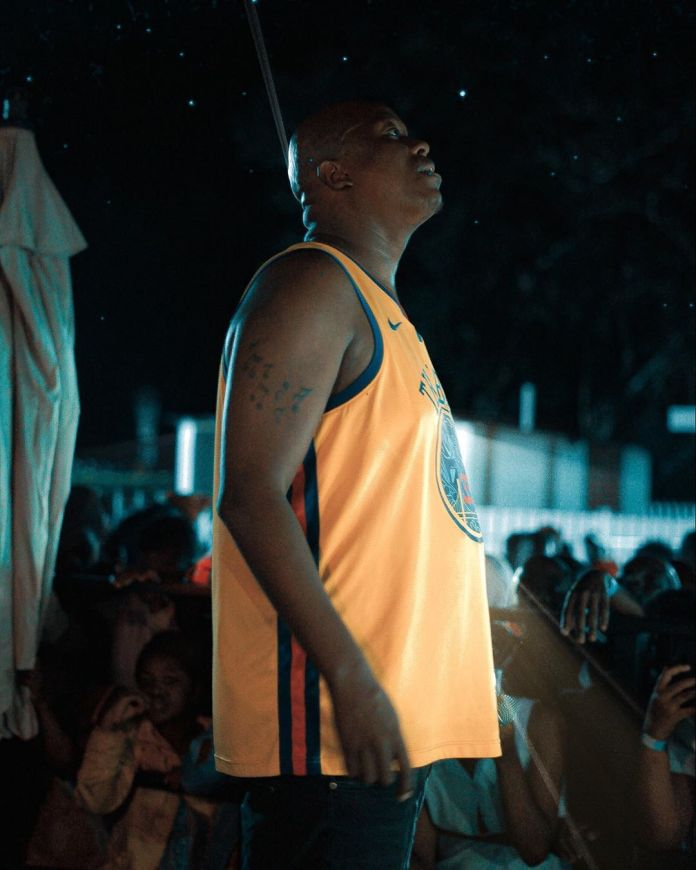 Mampintsha shows Mzansi his limited edition sneakers worth more than R170k