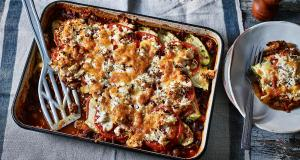 One-layer lasagne