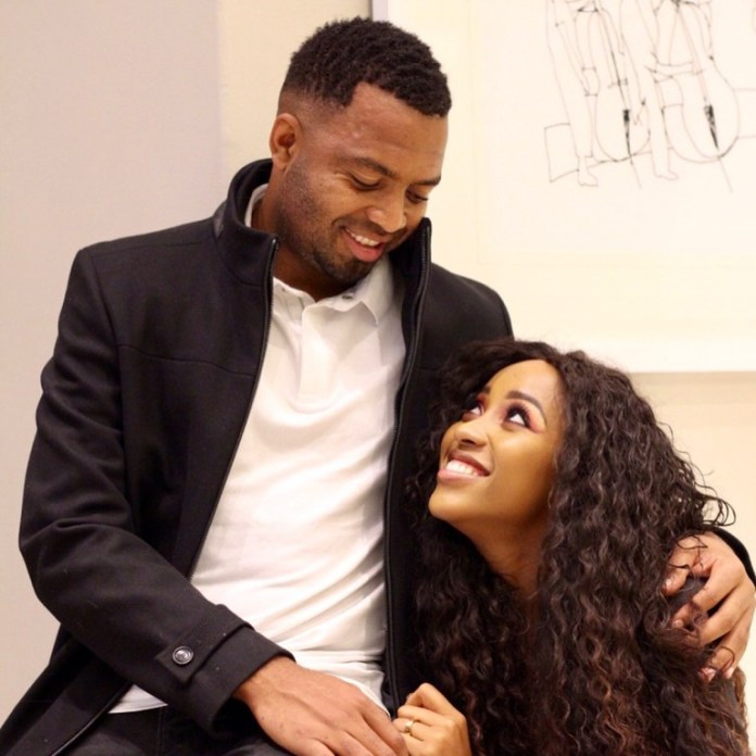 Sbahle Mpisane speaks out about her break-up with Itumeleng Khune