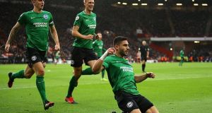 Sheffield United 1 -1 Brighton