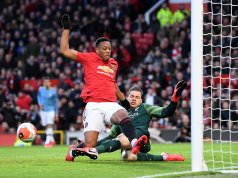 Manchester United 2 - 0 Manchester City