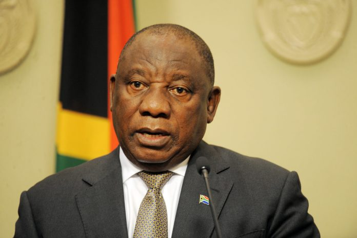 Thieves steal South African President Ramaphosa's iPad – Video