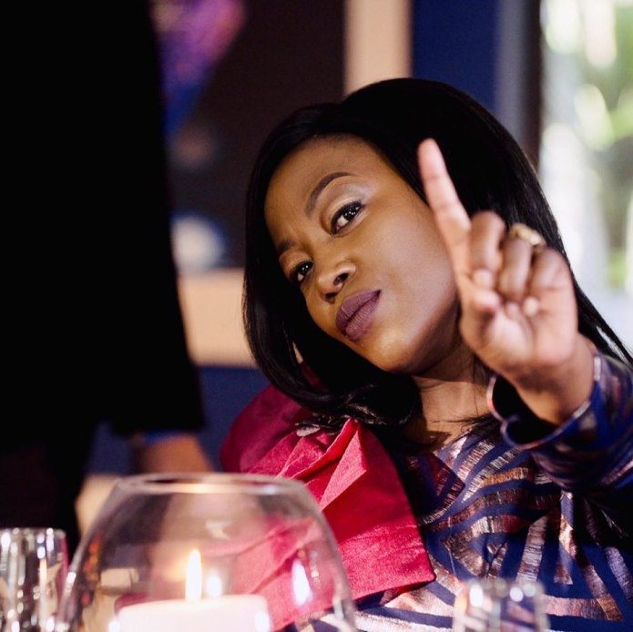 #TheQueenMzansi in serious trouble with Twitter over how Rami Chuene exited