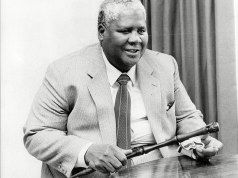 Joshua Nkomo family fights over his legacy