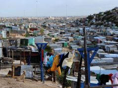 Township Khayelitsha in Western Cape has the highest Covid19 rate in the world