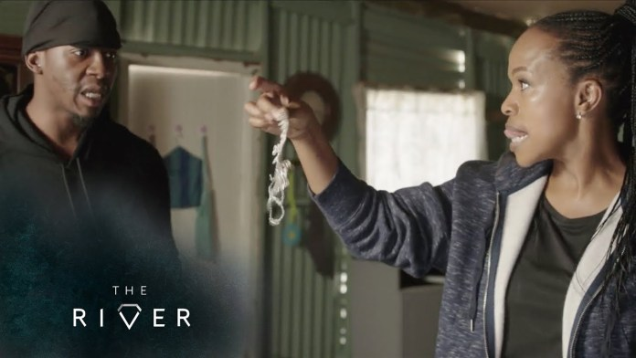 #TheRiver1Magic fans are going crazy over the Lindiwe vs Zolani war