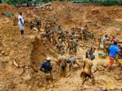 Chinese men arrested in Nigeria for illegal mining