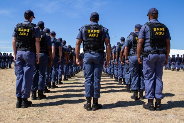Two police officers die out of 370 positive Covid-19 cases