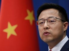 China condemns US racism