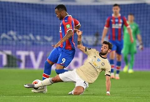 Crystal Palace 0 – 2 Manchester United