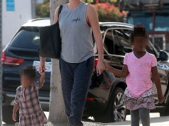 Charlize Theron wants black children to have film industry opportunities