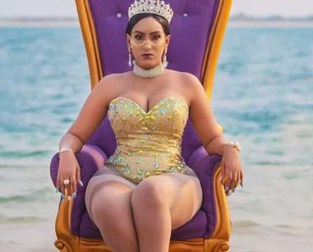 Video: Juliet Ibrahim can't live without d!ldo