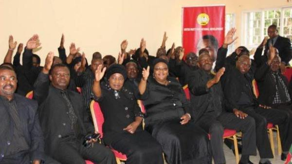 UPND MP's refuse to go to handout houses using COVID19 as an excuse