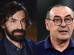 Andrea Pirlo is being lined up to become the new Juventus manager