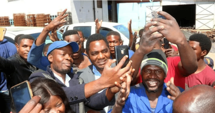 HH will prioritize job creation and youth empowerment