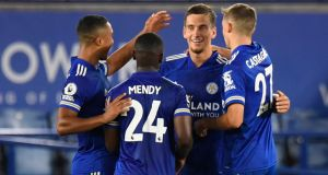 Leicester 4 -2 Burnley