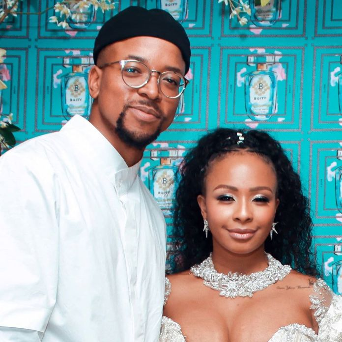 Maps Maponyane finally confirms relationship with Boity Thulo