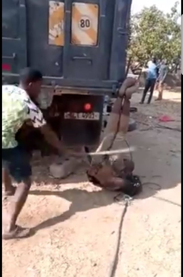 Man tortured by 3 family members for stealing metal gates at their house