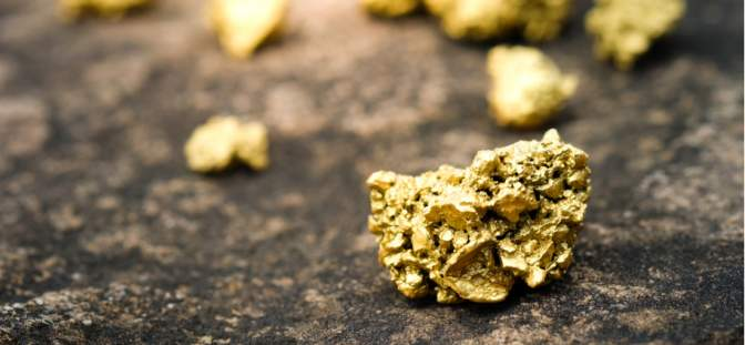 20 people arrested in Solwezi with 242.12 grams of gold
